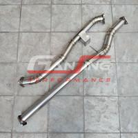 Downpipe + Centerpipe All New Pajero Sport Dakar 4N15 (ANPS)