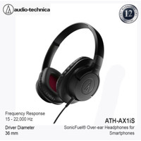 Audio Technica ATH-AX1iS headphone for smartphone AX1iS Jack 3.5