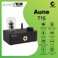 Aune T1s 4th Gen Hi-Res Dual Mode Tube DAC with Headphone Amplifier