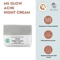MS GLOW - Acne Night Cream 12ml