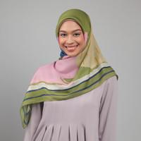 Zoya Linka Scarf - Hijab Kerudung Segi Empat