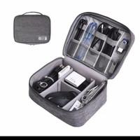 Gadget Organizer Bag Travel Pouch Cable Bag Charger Kamera Serbaguna A