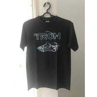 Tron Legacy Daft Punk original tee/kaos edm/ vintage band t-shirt