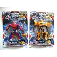 Transformers Autobot Optimus Prime Bumblebee Non Dus 40rb per pc