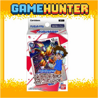 Digimon Card Game Starter Deck - Gaia Force Red
