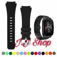 Asus zenwatch 2 Strap Silikon Silicone Amazfit Gear S3 Termurah