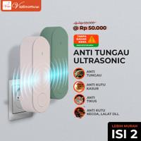 VIOLINe Anti Tungau Ultrasonic Bundling 2 Pcs - ATECMY01