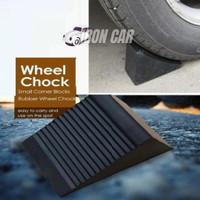 Karet Ganjalan Parkir Ban Mobil / Parking Rubber Wheel