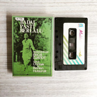 kaset pita tape original OST badai pasti berlalu (golden edition)