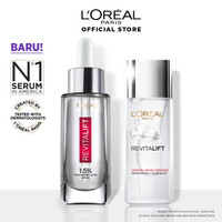 L'Oreal Paris Revitalift 1.5% Hyaluronic Acid Serum + Crystal Essence