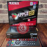 Set Top Box DVB T2 TV Digital UHF Antena DVBT2 Matrix Apple HD