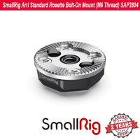SmallRig Arri Standard Rosette Bolt-On Mount (M6 Thread) SAP 2804