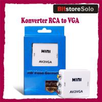 Converter RCA to VGA