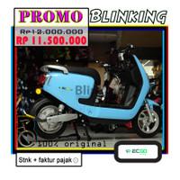 Sepeda Motor Listrik Ecgo 2