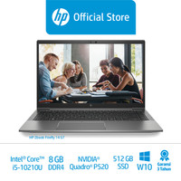 HP ZBook Firefly 14 G7 /14/Intel i5/8GB/QuadroP5204GB/512GB SSD