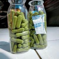 Kapsul Asi Boster 50pcs/botol untuk ibu menyusui 100%alami