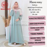 baju gamis wanita murah terbaru dress muslim