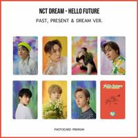 PHOTOCARD PREMIUM NCT DREAM HELLO FUTURE - NCT 1