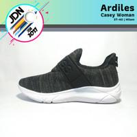 Ardiles Casey Woman Sepatu Ringan Sneakers Slip On Wanita [Size 37-40]