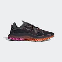 Sepatu Adidas 4D Fusio Black Pink Orange Original
