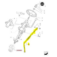 NEW HOLLAND, CABLE [Part No. 84543231]