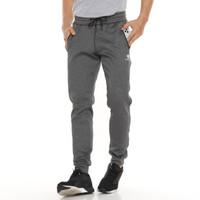Tiento Celana Jogger Panjang Pria Long Pants Joger Basic Grey Sporty