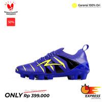 Sepatu Bola Specs Velocity Original - Navy, 40