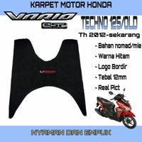 AKSESORIS MOTOR KARPET MOTOR MATIC VARIO OLD PGM F1/TECHNO 125