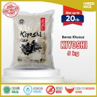 Beras Jepang Kiyoshi 5kg