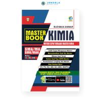 Buku Master Book Kimia SMA-MA/SMK-MAK Kelas X, XI, XII