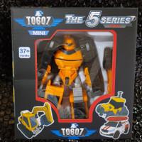Mini Tobot / Mainan Tobot /Transformers/Jual Tobot ATHLON 2 MINI ROCKY
