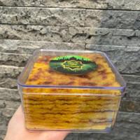 Kue lapis maksuba mini 10x10cm (kue khas palembang enak)