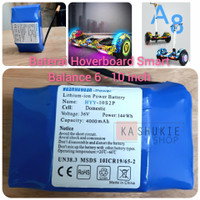 Baterai Smart balance Wheel Hoverboard 6 inch-10 inch 4000Mah