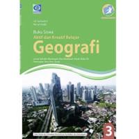 (NEW) Buku Geografi SMA/MA Kelas 12 Kurikulum 2013 Edisi Revisi