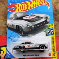 Hot Wheels Mercedes Benz 300 SL IWC Racing HotWheels 2021