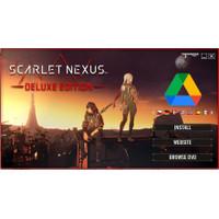 PC Games Scarlet Nexus Deluxe Edition