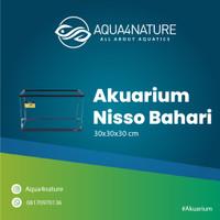 akuarium Nisso Bahari 30x30x30cm