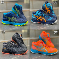 Sepatu Volly Asics Gel Beyond Sepatu Voli Asics Premium Sepatu Volly - Gambar 04, 39