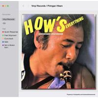 Sadao Watanabe – How's Everything [Vinyl LP]