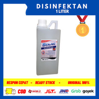 Disinfektan 5 liter Bandung Cairan Semprot Bilik Ampuh Basmi Kuman - 1 l