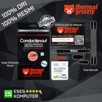 Thermal Grizzly Conductonaut Liquid Metal 1 Gram Thermal Paste Grease