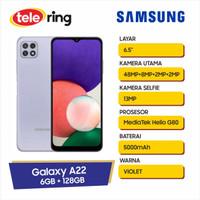 Samsung Galaxy A22 6GB/128GB 4G Violet