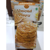 Almond Crispy Keju - Kunang - 07