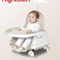High Chair Right Start 4 in 1 HC 2379 with Handle / Kursi Makan Bayi