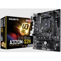 GIGABYTE GA-A320M-S2H (rev. 1.x) |AMD A320 Chipset |