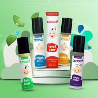 Cessa Baby Cough and Flu Essential Oil Varian Natural Immune Booster