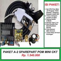 Sparepart Pom Mini Mesin Pertamini Paket Hemat Termurah