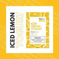 EZY POD Refill Cartridge Compatible RELX Classic - ICED LEMON YOGURT