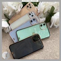 GOLD PLATING CASE Softcase iPhone 11 Pro Max 7 8 Plus X XS Max XR SE