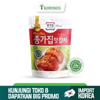 K - Jongga JIB Kimchi 500g / Mat Kimchi / Kimchi / Kimchi Pedas Halal